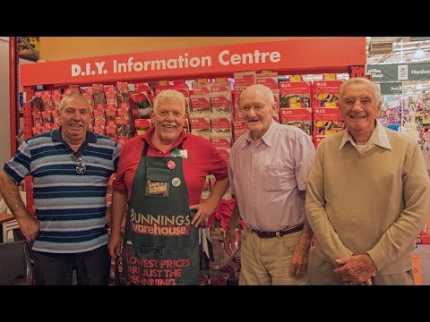 Bunnings DIY Workshop for Male Carers