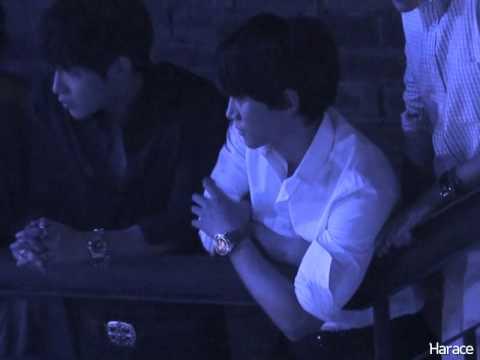 120601 Junho Junsu Seulong @Diamond tears Launching party (1)