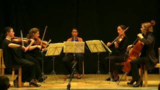 Wolfgang Amadeus Mozart: Clarinet Quintet in A major, K.581, II. Larghetto