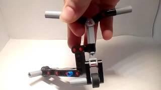 Лего техник трюковой самокат лимит(limit)