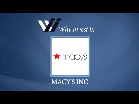 Macys-Inc - Why Invest in