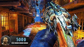 BLOOD OF THE DEAD IS FINALLY HERE! \'First Game of BO4 Zombies\' (Black Ops 4 Zombies)