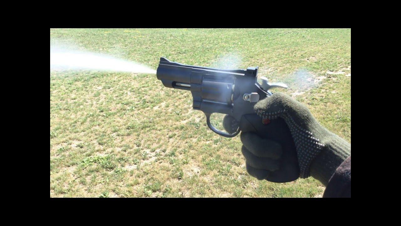 Crosman SNR357 CO2 Full Metal Revolver