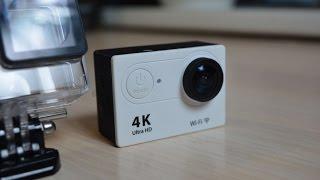 Eken H9 4K Огляд екшн камери за 58$