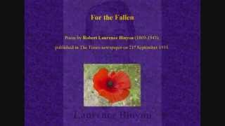 Laurence Bynion - Poem: