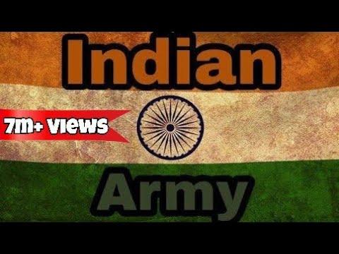 E Watan-Watan mere Aabad rahe tu- Indian Army Motivational Trailer by BackToTheLife