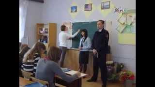 Воскресенские полицейские провели правовые уроки для школьников