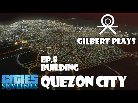 Philippine Cities Metro Manila ep 8 building Quezon City part 1 possibly