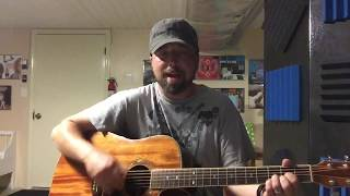 Bob Seger - Turn The Page (Acoustic Cover) - Steve Brown