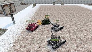 Звание с сюрпризом! - игры Tanki Online - Major rank & Gold box / tank games online