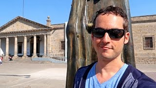 GUADALAJARA IS AMAZING ! Historical Center Walk - (Mexico Travel Vlog)