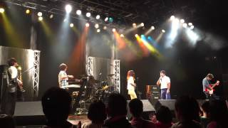 The Blue Sky Kick's 音楽市2015