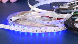 Лента светодиодная синего  свечения 141-333
