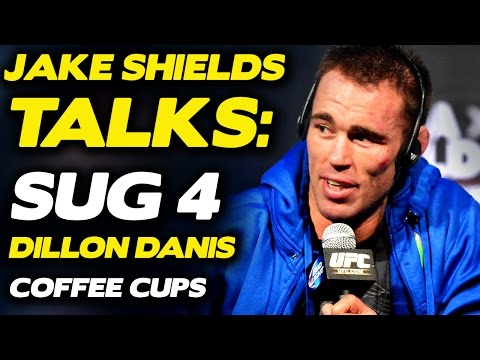 SUG 4: Jake Shields Recounts the Time He Threw Coffee at Dillon Danis