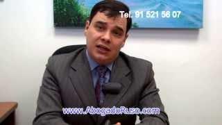 Справка о несудимости(http://abogadoruso.com/certificado-de-antecedentes-penales/ Когда иммигранты подают прошение о получении национальности или запрашив..., 2013-04-18T07:52:24.000Z)