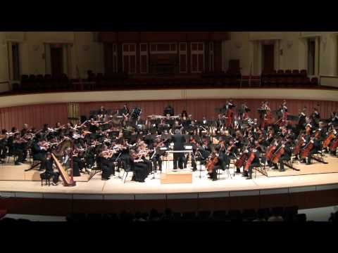 A Night on Bald Mountain by Mussorgsky - Played by the Emory Youth Symphony Orchestra