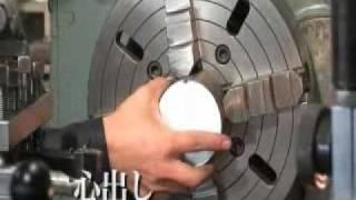 技能五輪 職種紹介ビデオ 旋盤
