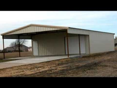 Metal Buildings College Station Texas Youtube