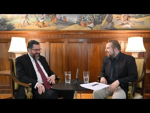The Brazilian Renewal: A Conversation with Foreign Minister Ernesto Araujo