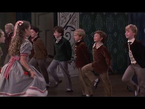 Macaulay Culkin and Jessica Lynn in George Balanchine´s