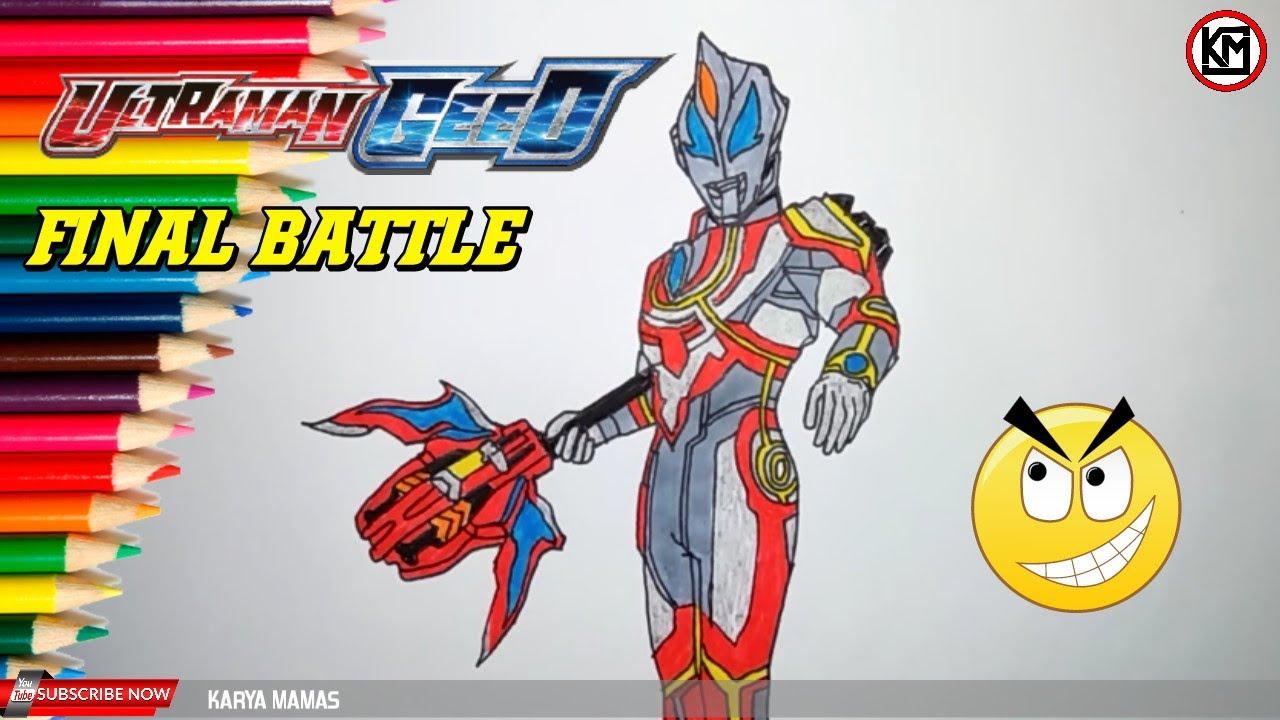 Cara Menggambar Kamen Rider Snipe By Karya Mamas