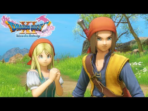 DRAGON QUEST® XI: Echoes of an Elusive Age™ - Digital Edition of Light