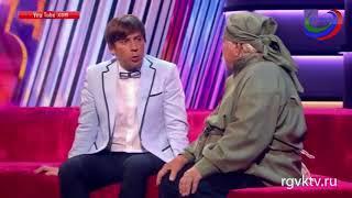 В съемках новой программы Первого канала принял участие 87-летний силач из Кизилюрта