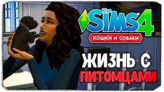 ЖИЗНЬ С ПИТОМЦАМИ! - The Sims 4