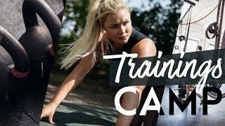 NIKE Training BOOTCAMP |Ich teste Crossfit, Calisthenics, Endurance, Dance & Yoga!!! VLOG