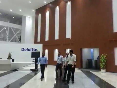 Deloitte US bangalore,yemlur,divyasree technopolis
