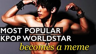 Gambar cover How KPOP's BIGGEST WORLD STAR became a JOKE