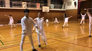 横浜dance dance dance Color Guard 12CELLO