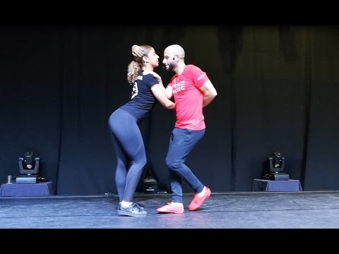 Alemana workshop ataca y la bachata