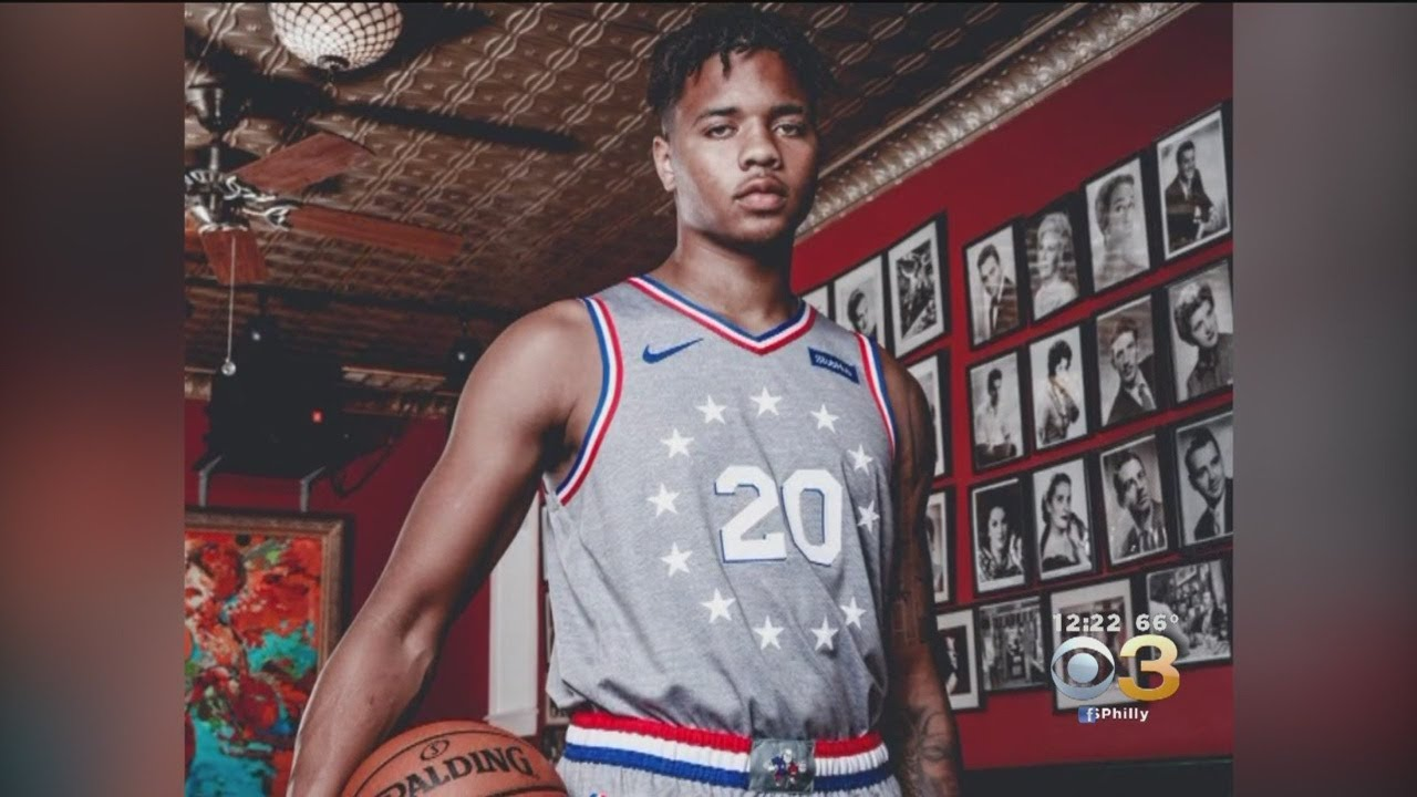 huge discount ea25b b0688 Sixers Unveil 'City Edition' Uniforms