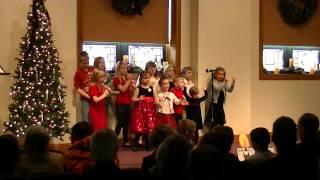 Pietist Christmas Program 2013