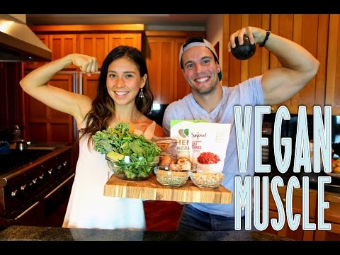 10 Vegan Foods to Build Muscle ft. Jon Venus