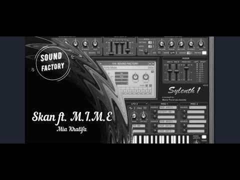 Sylenth1 Tutorial: Skan ft. M.I.M.E: Mia Khalifa // Lead