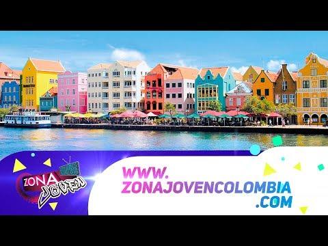 Zona Joven llegó esta vez a Curacao