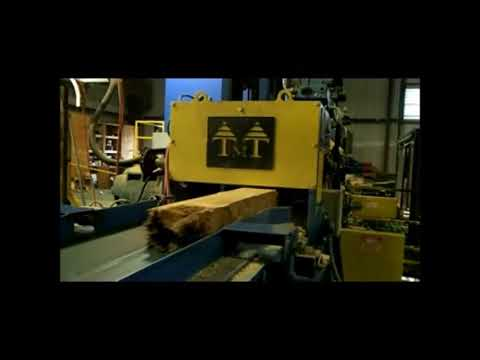 SAWMILL Equipment: Timber Machine Technologies 6