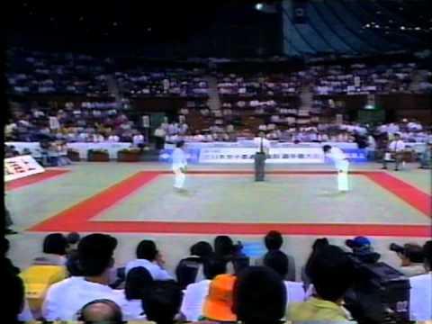 All Japan Woman's Judo -48kg History 1986-1991 Highlight
