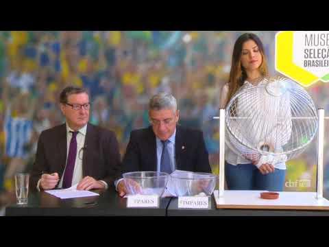 Sorteio de Arbitragem I Séries A, B, C e D - 22/05/2018
