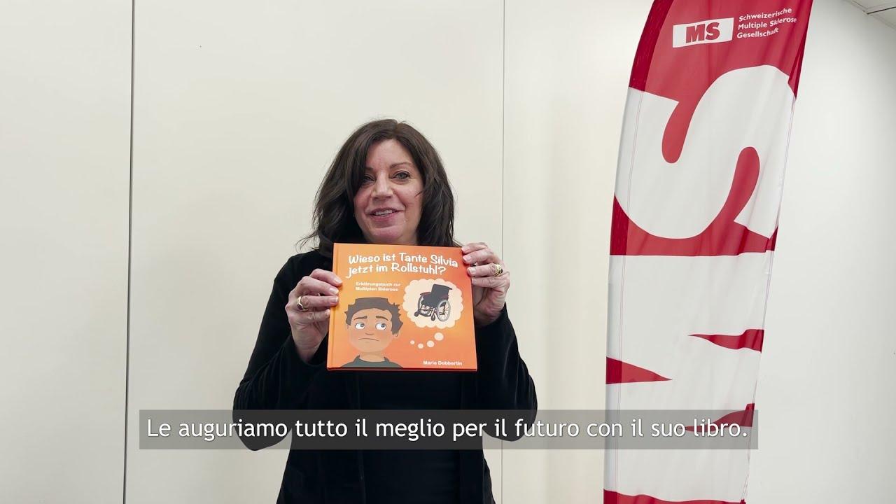 Patricia Monin sul premio MS