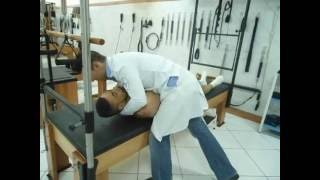 Quiropraxia / Osteopatia Coluna Lombar e Torácica (parte 3) Clínica de Fisioterapia Dr. Robson Sitta