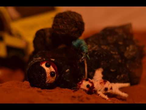 Escape From Isis - short film animation- college project-Hugh Baird College Liverpool- by Zana Ahmed