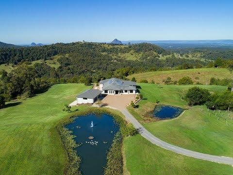 'Whispering Hills', Sunshine Coast Hinterland
