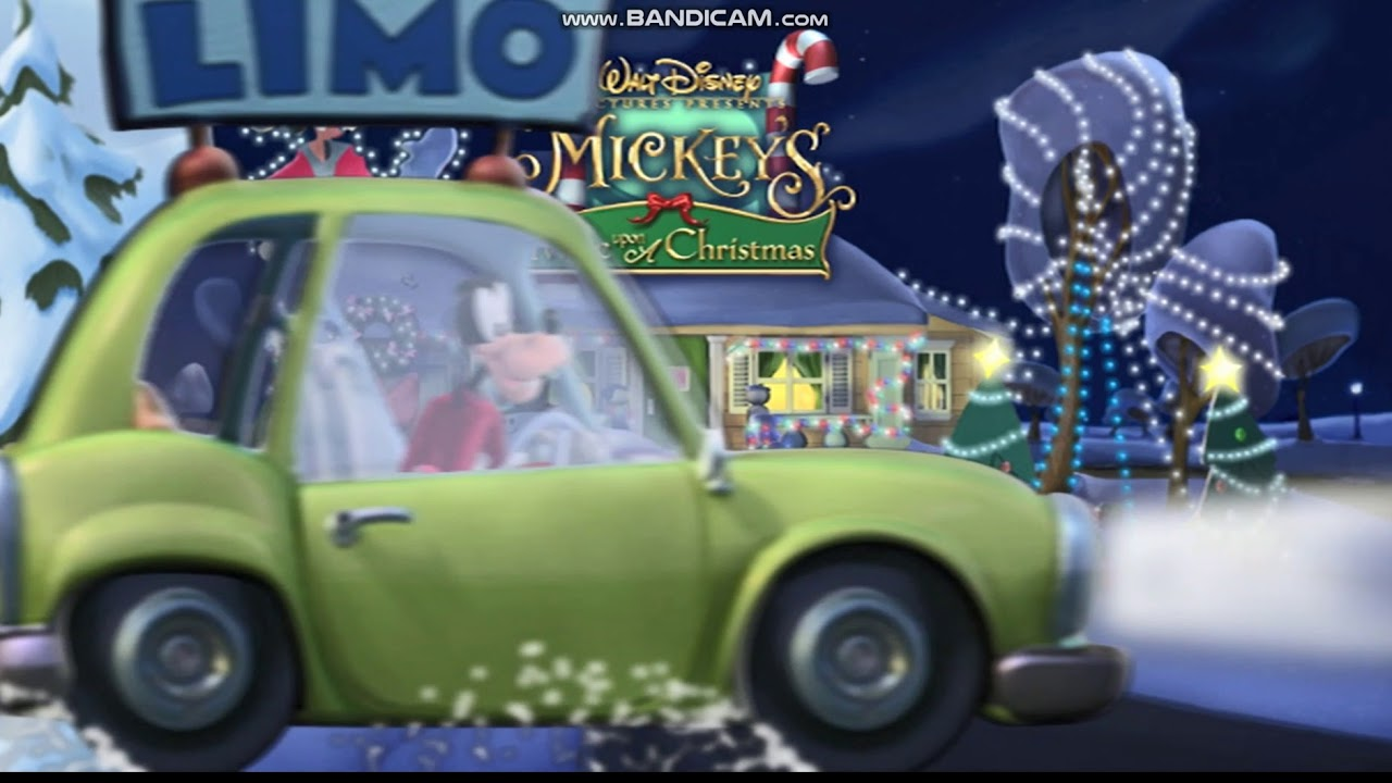 Mickey Mouse Twice Upon A Christmas Dvd.Mickey S Twice Upon A Christmas 2004 Dvd Menu Walkthrough