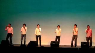 早稲田大学アカペラサークルStreet Corner Symphony addictive 早稲田大...