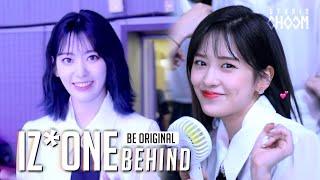 [BE ORIGINAL] IZ*ONE '환상동화(Secret Story of the Swan)' (Behind) (ENG SUB)