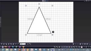 Работа с программой EasiTeach: измерение углов и размеров на уроке математики. Мастер-класс.