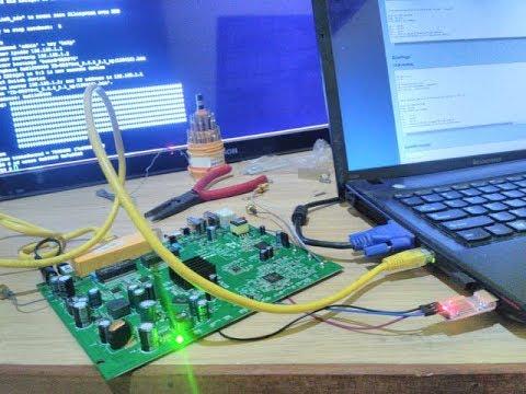 Restore W8970ND OpenWrt to Original Firmware